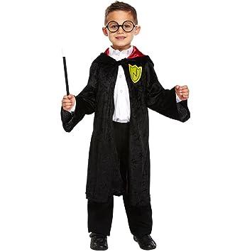 Amazon.com: D/arriba niño mago chico grande 10 – 12 años ...