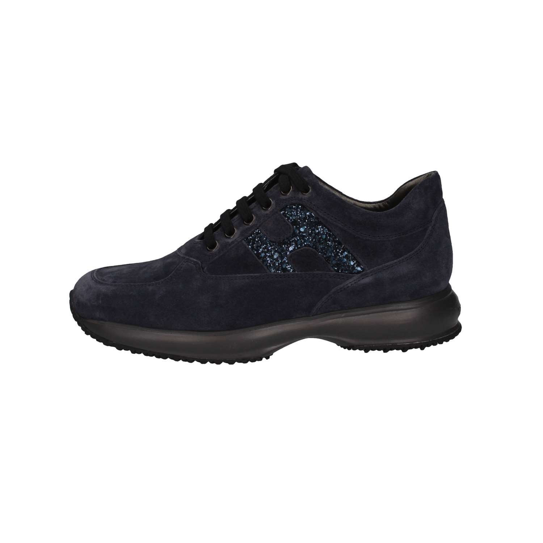 Hogan Junior HXR00N00240GHMU810 Zapatillas Mujer 39 EU|Azul