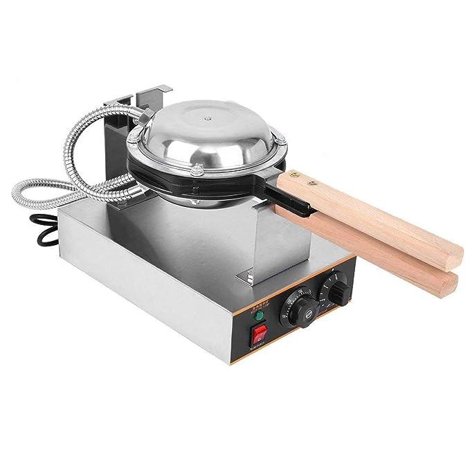 Waffle Makers - Molde para hornear magdalenas (acero inoxidable ...