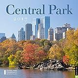 Central Park 2017 Wall Calendar