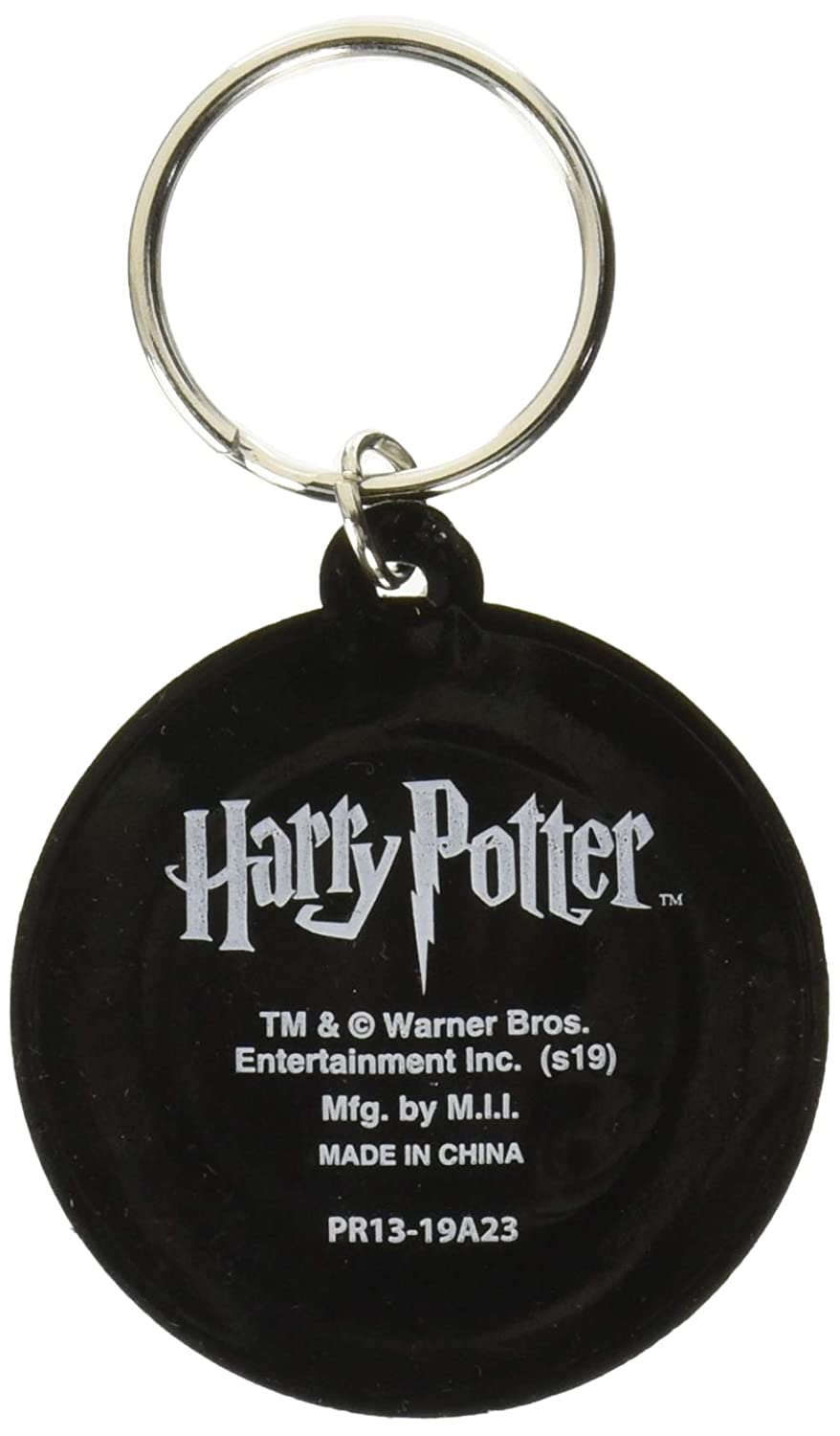 Amazon.com: Harry Potter – Platform 9 3/4 – Llavero de goma ...