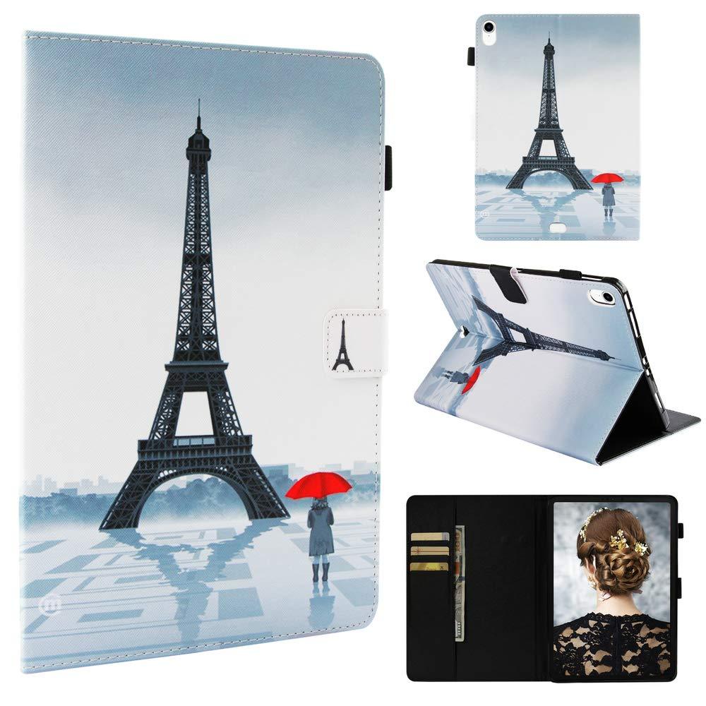 【最安値挑戦】 StarCity iPad マルチカラー Pro 11インチケース iPad プレミアムPUレザーフォリオケース ブックカバーデザイン マルチアングルビュースタンドカバーケース B07KXDXC22 Apple iPad Pro 11(2018)用 マルチカラー SC-IPRO11 Paris Tower B07KXDXC22, What's up?-ワッツアップ-:8e749f4e --- a0267596.xsph.ru