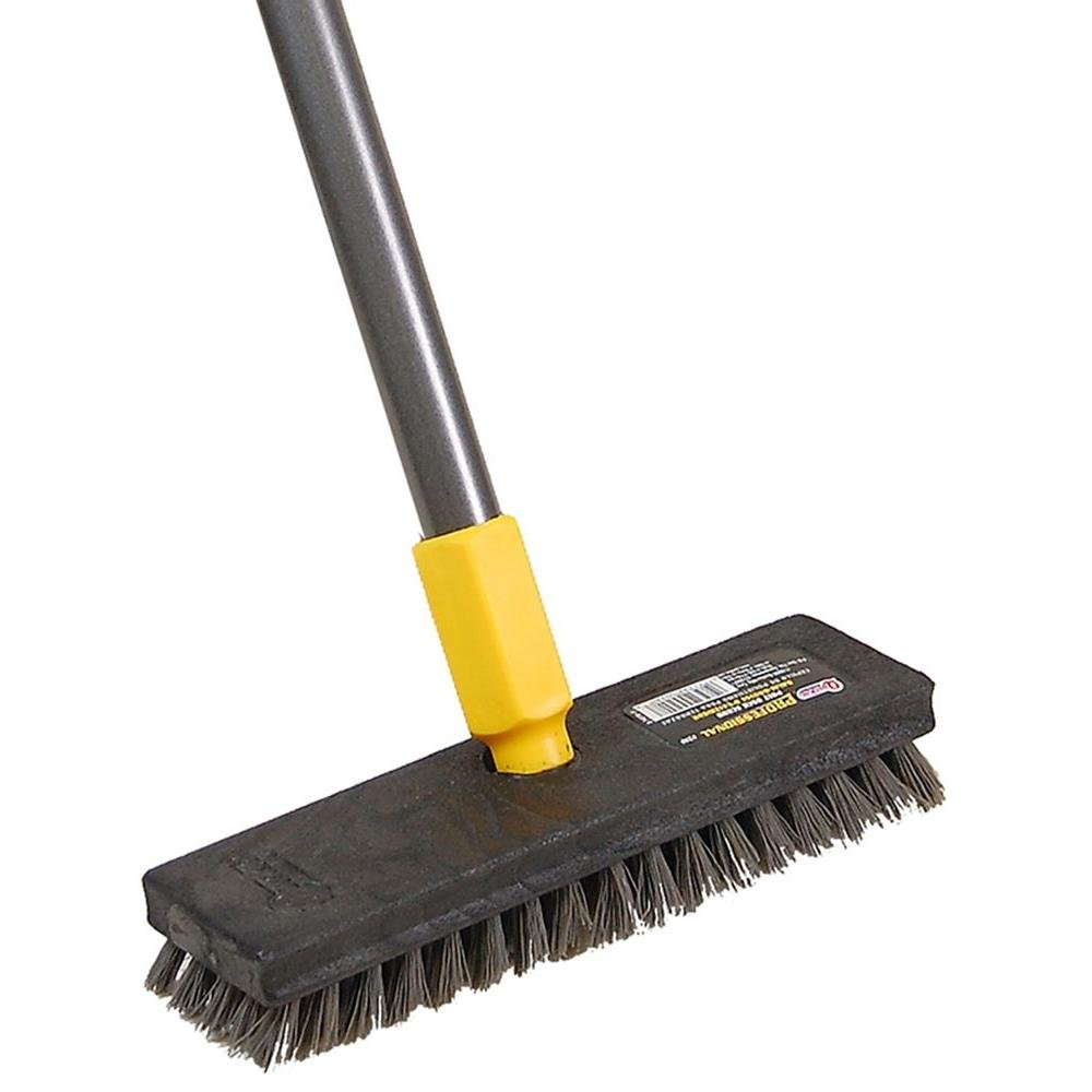 Professional Deck Scrub Brush (4-Pack)