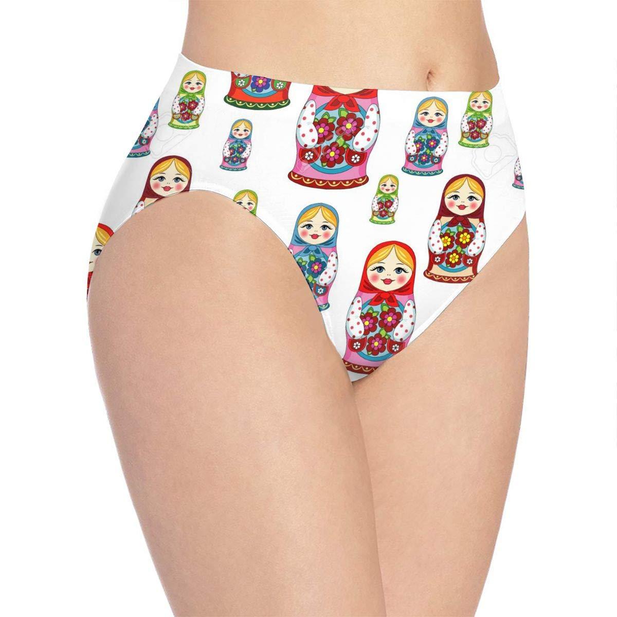 Russian girls in panties