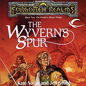 The Wyvern's Spur Audiobook