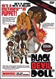 Black Devil Doll cover.