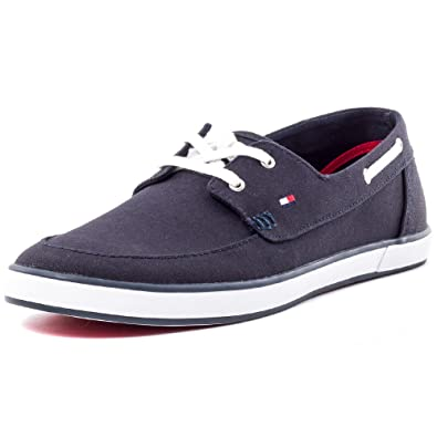 2436188652e15f Tommy Hilfiger Harlow 4D Mens Boat Shoes  Amazon.co.uk  Shoes   Bags