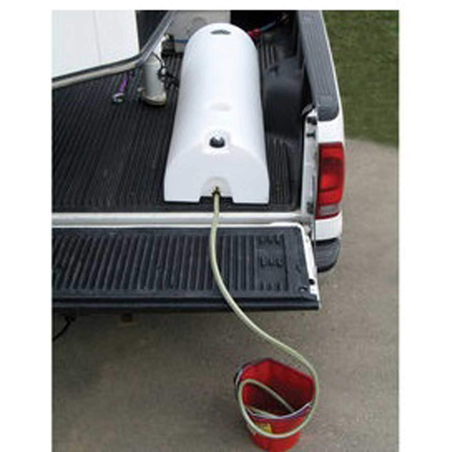High Country Half Moon Lay Down Water Caddy