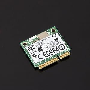 Brand New Dell DW 1510 PW934 Half-Size Mini Wireless PCi-E WiFi N 802.11AGN Card