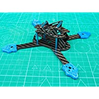 3DPOWER x XJB-145 FPV Freestyle Racing Quadcopter Frame for babyhawk betaflight lizard95