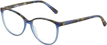 eeba429472 Etnia Barcelona Women s Eyeglasses Lima BLBZ Blue Bronze Optical Frame 53mm