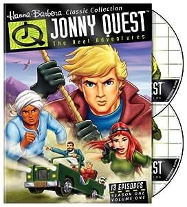 The Real Adventures of Jonny Quest: Season 1, Volume One