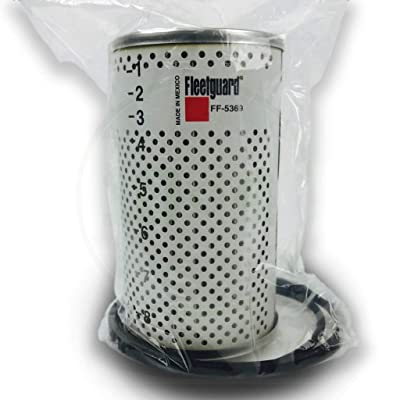 Fleetguard Fuel Cartridge Filter FF5369W: Automotive