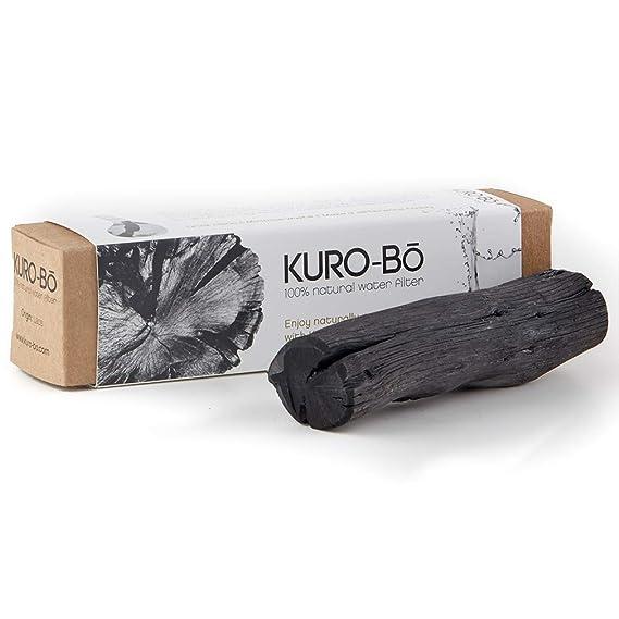 Filters 1-2 Gallons of Water Kishu Binchotan Charcoal Water Purifying Stick