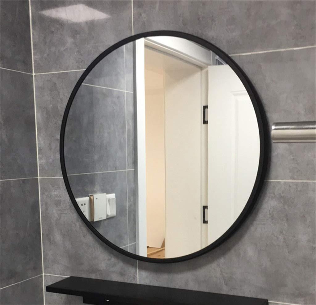 Mmli Chambre Bain Salle Ronde Salon Cadre Miroir Doré ...