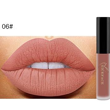 Liquid Lipstick Matte Makeup Waterproof