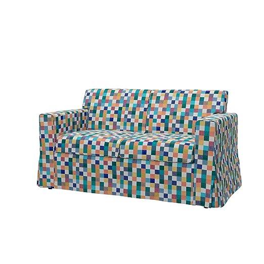 Soferia - IKEA SANDBY Funda para sofá de 2 plazas, Mozaik ...