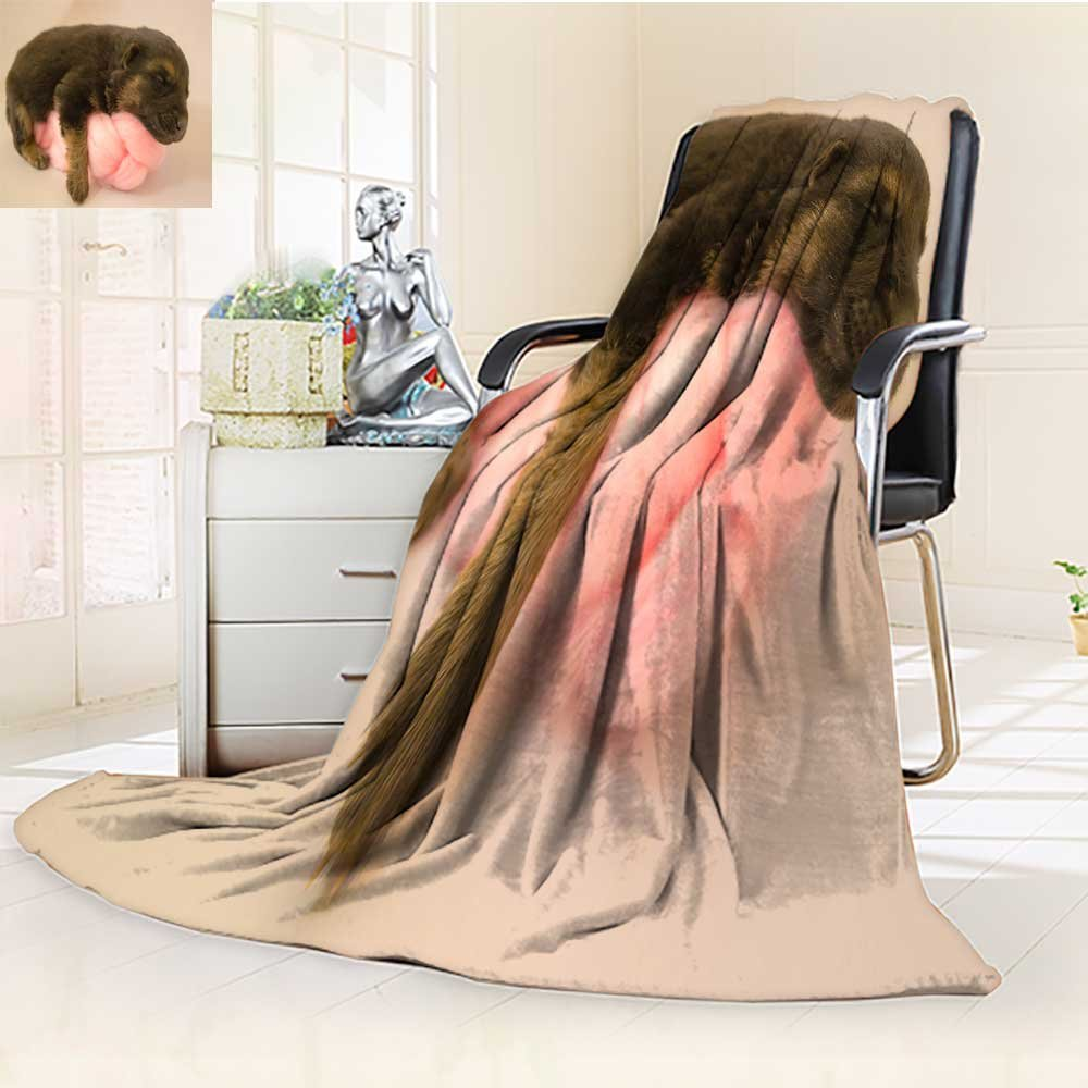 color03 59\ color03 59\ YOYI-HOME Super Soft Duplex Printed Blanket pet Dog Warm Microfiber All Season Oversized Travel Throw Cover Blanket 59 W by 79  H