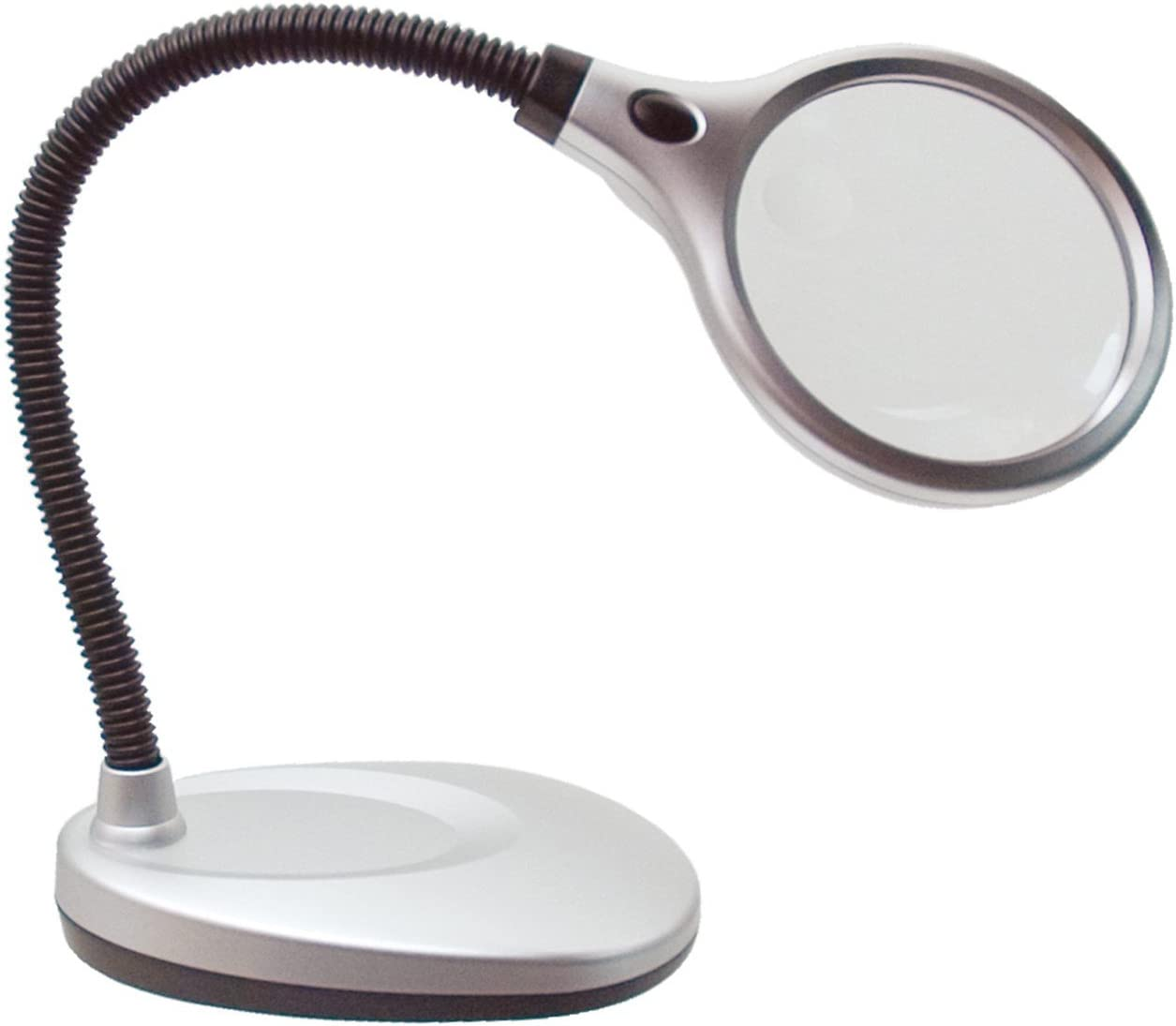 2 3//4 2.75 Round 3x Reading Magnifier with 6x Bifocal