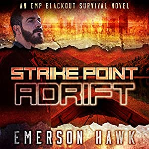 Strike Point - Adrift Audiobook