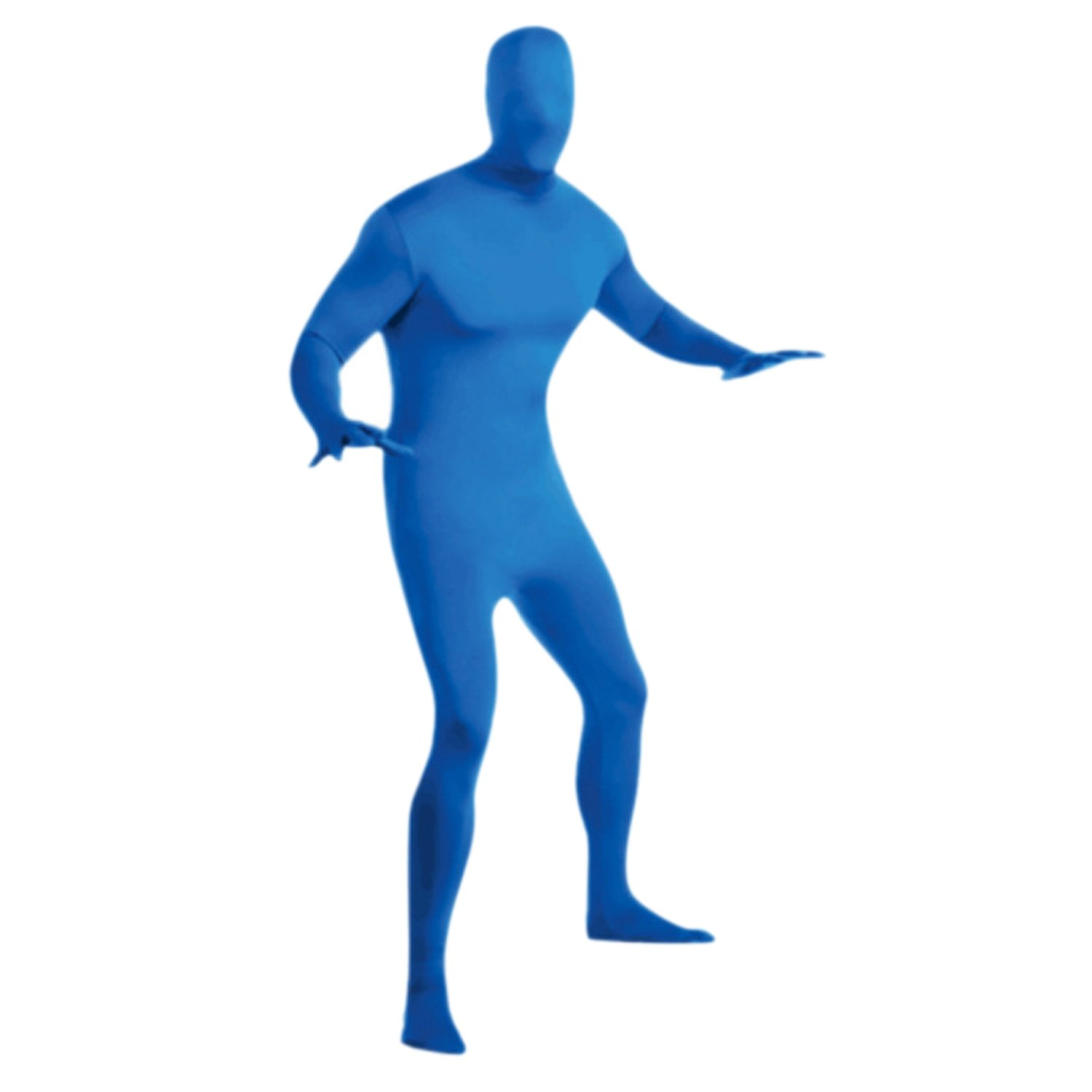 CHNS Halloween Full Body Lycra Spandex Costume Adult Second Skin Body Suit