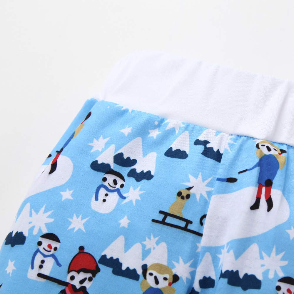 Xmiral Bebes 4Pcs Conjuntos de Mameluco, para Navidad, Pantalones ...
