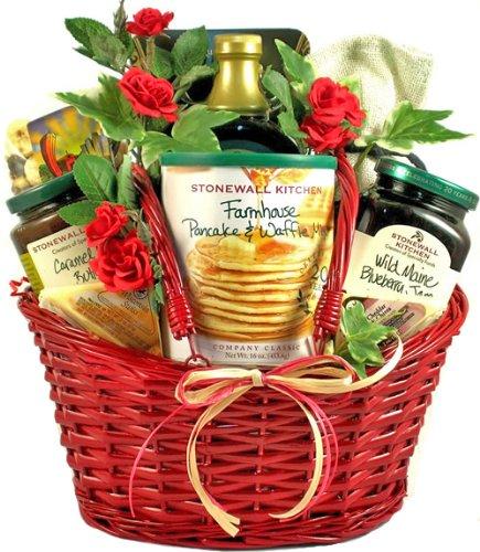 A Country Breakfast Gourmet Food Gift Basket