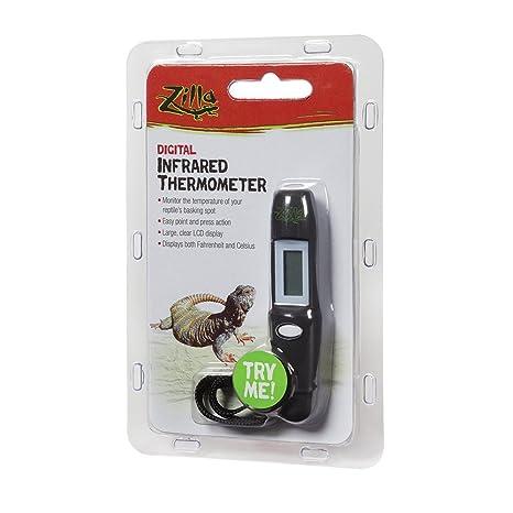 Amazon Com Zilla Reptile Terrarium Digital Infrared Thermometer