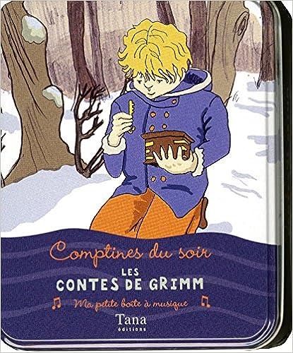 Livre gratuits COMPTINES - CONTES DE GRIMM pdf