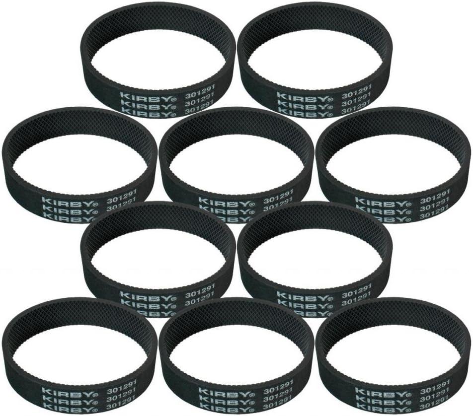 Kirby 301291 (10 Pack) Vacuum Belt Generation Series Knurled OEM # K-301291-10pk