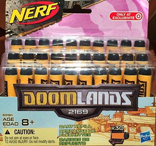Nerf Doomlands 2169 Dart Refill 30 Count