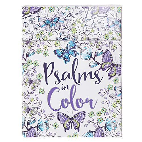 Psalms in Color: Cards to Color and Share ()