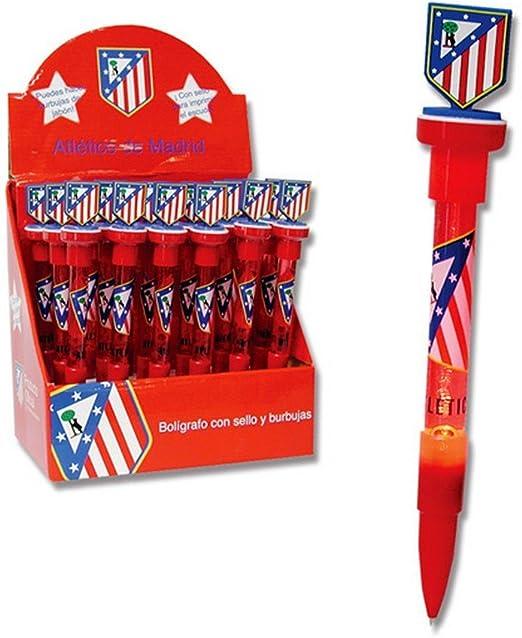 Oficial Atlético de Madrid se enciende la pluma: Amazon.es: Hogar