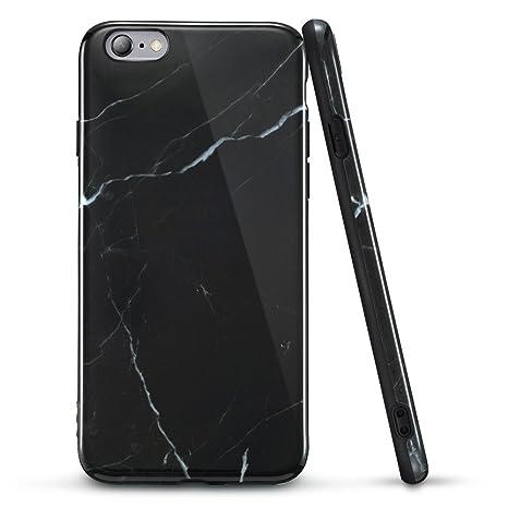 coque iphone 6 plus silicone marbre
