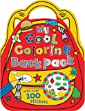 My Cool Coloring Backpack, Gabrielle Mercer, 1780653832