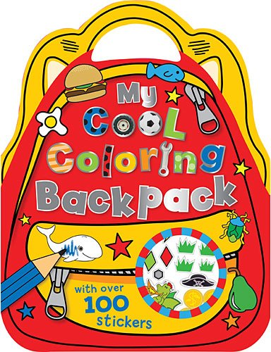 Download My Cool Coloring Backpack pdf