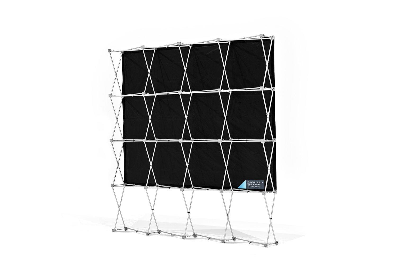 amazon com backyard theater systems quikscreen series 12