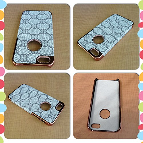 Iphone 5 Case Iphone 5s Cover Pu Leather Snap Plastic Case #10 Iphone 5 Leather , Iphone 5s Leather (Louis Vuitton Iphone 4 Cover compare prices)