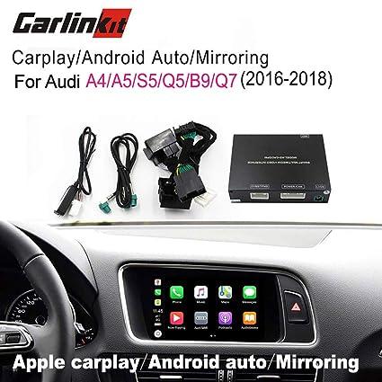 Amazon com: Carlinkit Car Airplay Android Auto Carplay Box