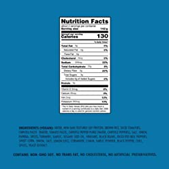 Loma Linda Blue - Vegan Complete Meal Solution - Heat & Eat Chipotle Bowl (10 oz.) (Pack of 3) - Non-GMO, Gluten Free