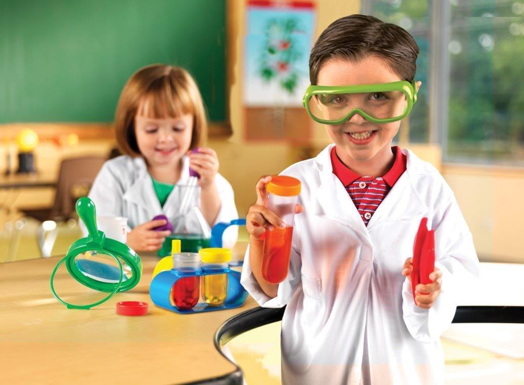 Learning Resources Colore LSP2784UK Set da Laboratorio Primary Science