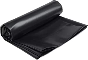 ACTREY 13 x 20 Feet 14.5 Mil PVC Pond Liner Pond Skins for Fish Pond Liners for Waterfall, Pond and Fish Ponds and Water Gardens