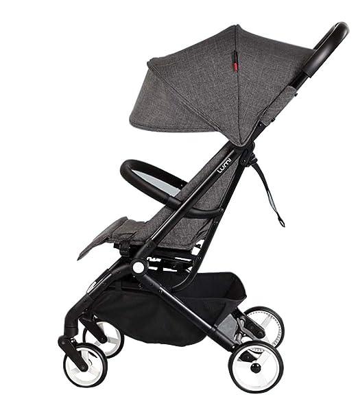 Yhz-Baby carriage Cochecito De Bebé Ultraligero con Un Solo BotóN ...