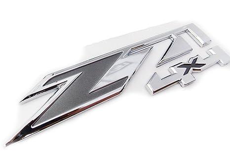Amazon.com  General Motors 23172678 Z71 Emblem  Automotive 825056bbf5ba
