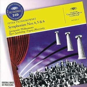 """Afficher """"Symphonien Nos. 4, 5 & 6"""""""