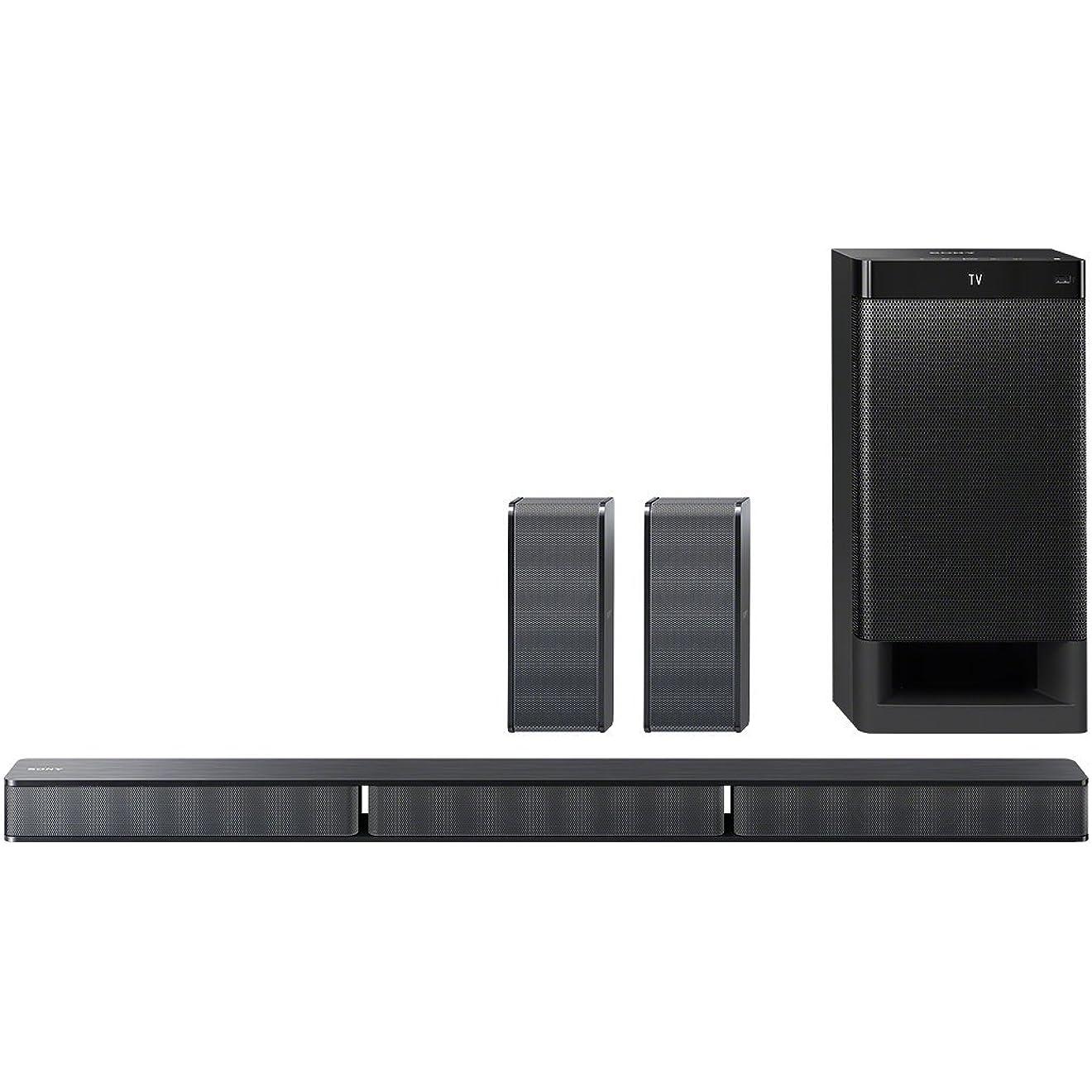 Auf der Suche nach einem guten 5.1 Soundsystem werden Sie bei dem Hersteller Sony fündig.