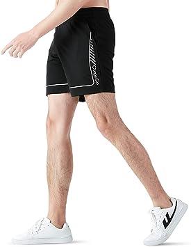 Ctopogo Pantalones Cortos Deportivos Para Hombre Pantalones Cortos Para Hombre Pantalones Cortos De Atletismo Pantalones Cortos De Fitness Maraton 2 Bolsillos Amazon Es Deportes Y Aire Libre