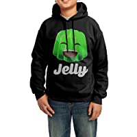 YOKO Jelly YT Teen Hoodies / Hooded For Boys / Girls