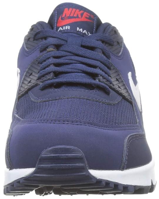 quality design 3514e 816b9 Nike Men s Air Max 90 Essential Gymnastics Shoes  Amazon.co.uk  Shoes   Bags