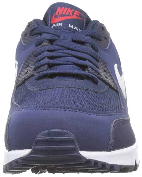 outlet store 86a50 dd52a Amazon.com   Nike Men s Air Max 90 Essential Low-Top Sneakers   Road Running